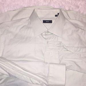 Hugo Boss Shirts - Hugo Boss dress shirt 16.5 34/35